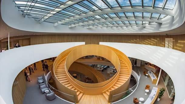 Олімпійський дім – нова штаб-квартира МОК у Лозанні