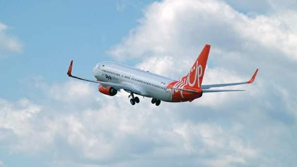 Самолет SkyUp