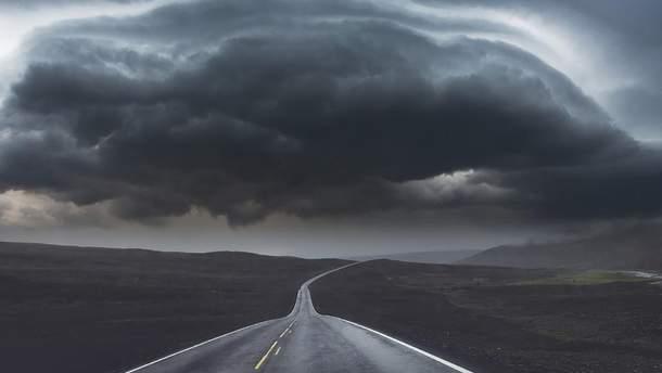 В Україні – штормове попередження