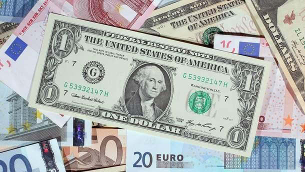 Готівковий курс валют – курс долара та євро на 2 липня 2019