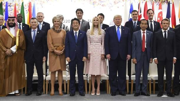 G20 – проти корупціонерів
