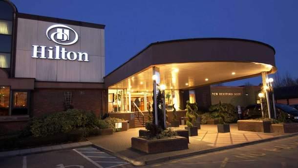 Готель Hilton планують збудувати біля аеропорту у Львові