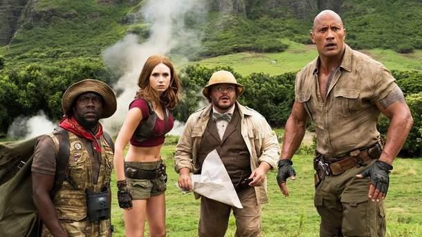 Джуманджі 2 (2019) – сюжет та трейлер фільму дивитися онлайн