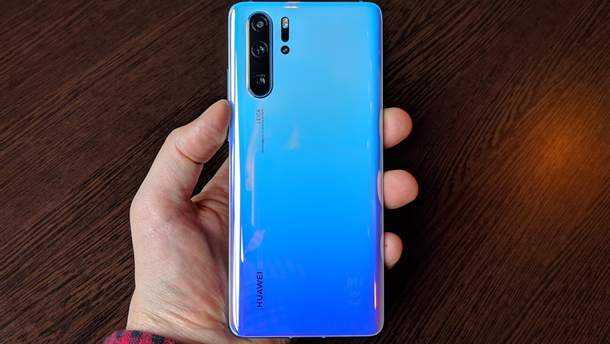Huawei P30 Pro – найкращий смартфон року