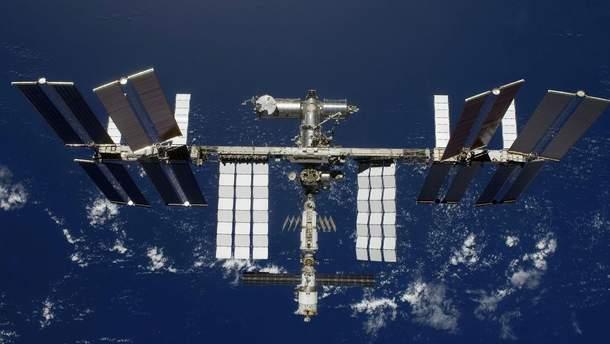 Орбиту МКС увеличили