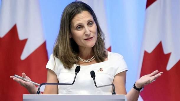 Канада засудила рішення ПАРЄ про повернення Росії