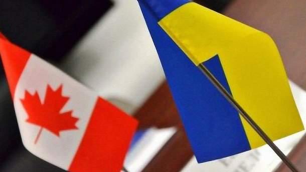 Уряд Канади виділить Україні 25 мільйонів доларів допомоги