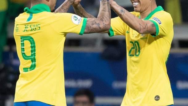 Бразилия вышла в финал Копа Америка