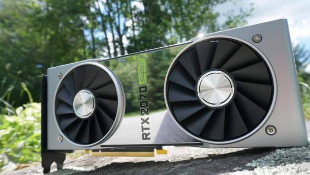 NVIDIA Ge Force RTX 2070 SUPER