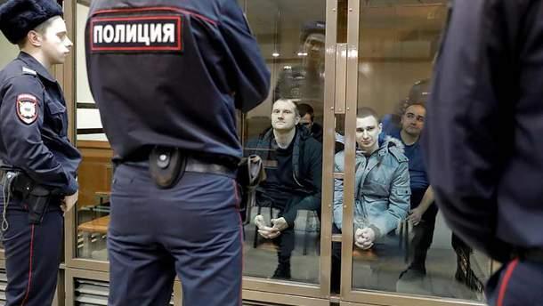 Росія висунула остаточні звинувачення всім українським морякам
