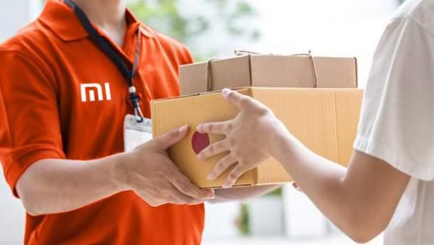 Xiaomi запускає свій сервіс доставки