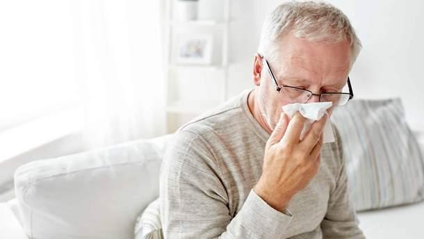 Хронический насморк какие симптомы и как лечить насморк