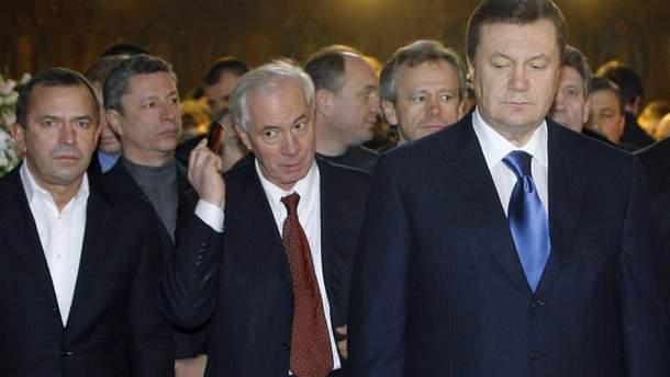 Клюев, Азаров, Янукович: первый уже изъявил желание вернуться в политику