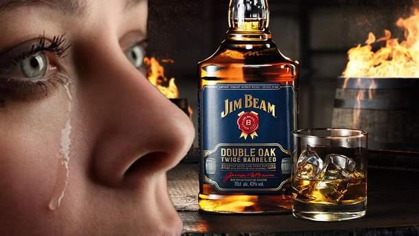 Сгорело 7 миллионов литров виски Jim Beam
