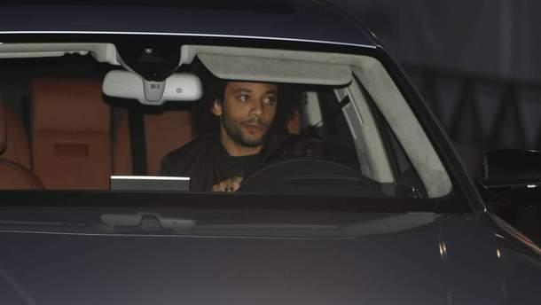Марсело лишен водительских прав