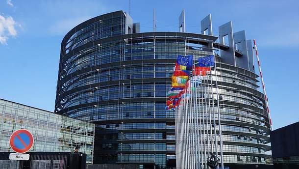 Будівля Європарламенту