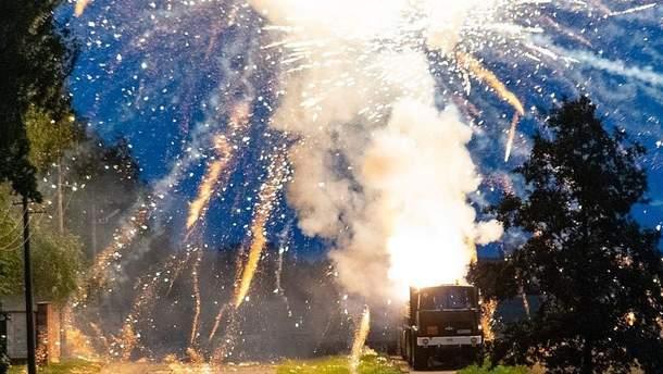 Салют в Мінську 3 липня 2019 – що сталося на День Незалежності