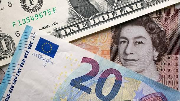 Курс долара, євро — курс валют НБУ на 5 липня 2019