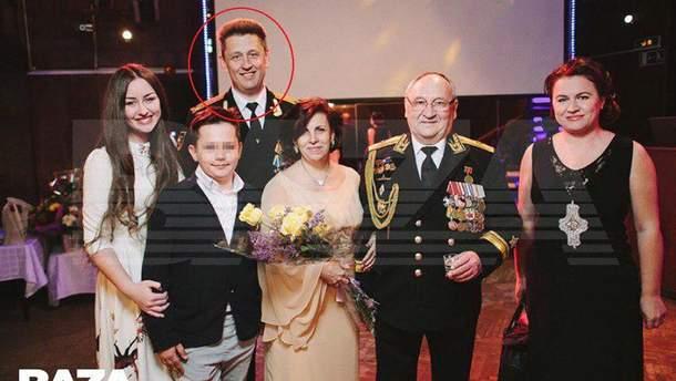 Капітан першого рангу Андрій Воскресенський родом з Севастополя