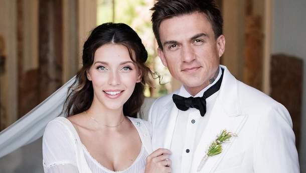 Весілля Тодоренко і Топалова — відео та фото розкішного весілля в Італії