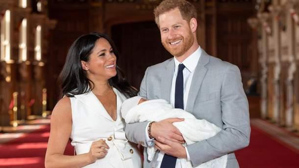 Крещение Арчи, сына Меган Маркл и принца Гарри – фото и видео, детали церемонии