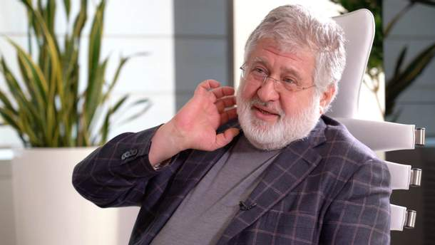 Коломойський знову відзначився заявою щодо війни на Донбасі
