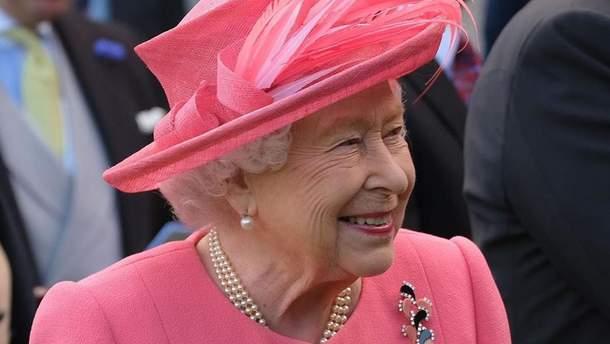 Елизавета ІІ в Шотландии