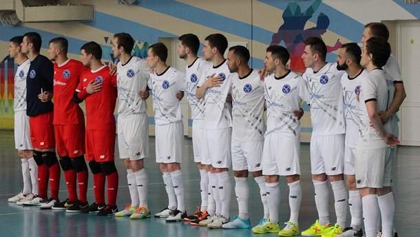 Український клуб дізнався суперників у футзальній Лізі чемпіонів