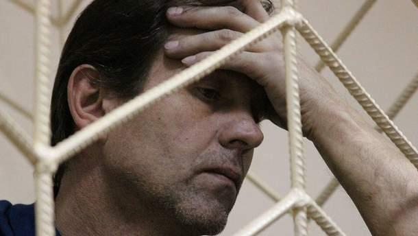 Бранець Кремля Володимир Балух не припиняє голодування