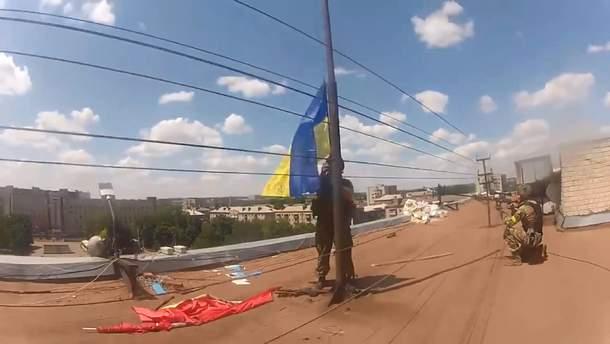 Як українські військові звільняли Слов'янськ