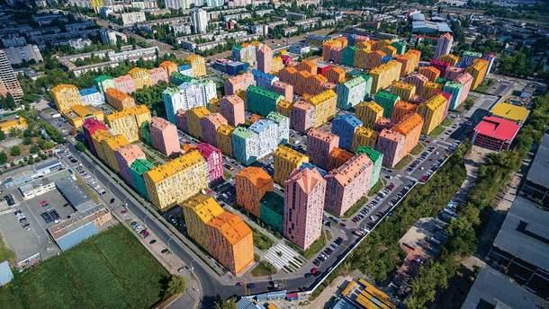 ЖК в Киеве попал в шорт-лист престижной архитектурной премии