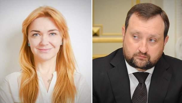 """Кандидатка від """"Слуги народу""""  співкерувала газетою Арбузова під час і після Революції Гідності"""