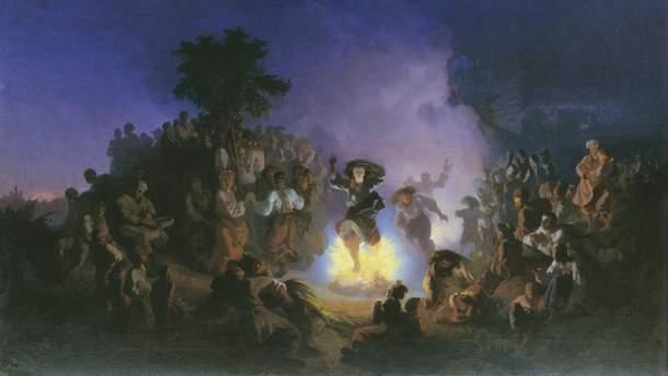 Традиции празднования Ивана Купала
