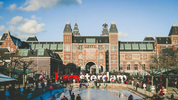 Амстердам не прийматиме Євробачення у своєму місті