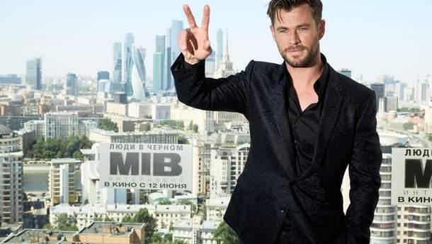 Актер Крис Хемсворт достраивает особняк в Австралии
