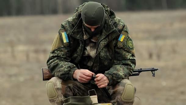 У червні на Донбасі загинули 9 українських військових