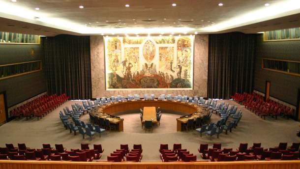 Закон о языке – это не дело Совета Безопасности ООН
