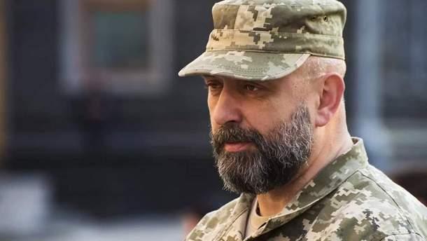 Сергій Кривонос заявив, що більшість українців навіть не зрозуміла, що в країні йде війна