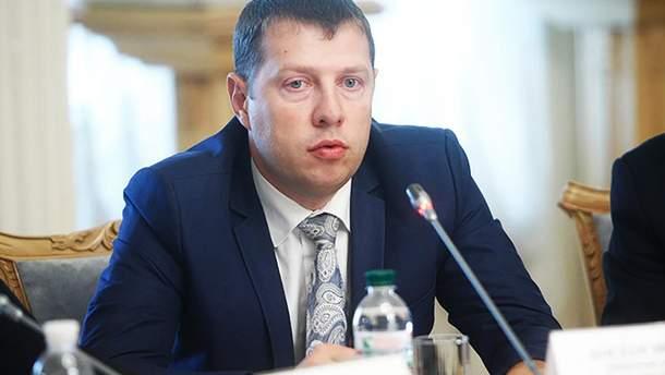 Новый глава Совета судей Украины Богдан Монич