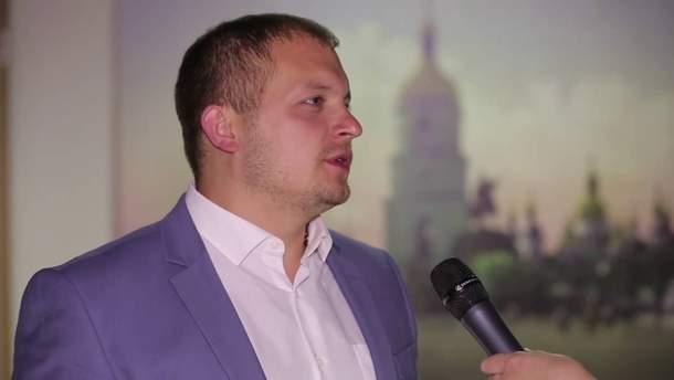 Артем Семенихин – восстановленный в должности городской голова Конотопа
