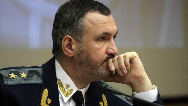 Ренат Кузьмин – когда-то первый заместитель генпрокурора Пшонки