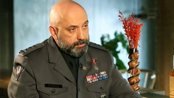 Сергей Кривонос назвал сегодняшние угрозы национальной безопасности Украины
