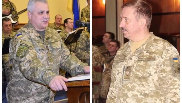 Игорь Палагнюк и Олег Вишневский