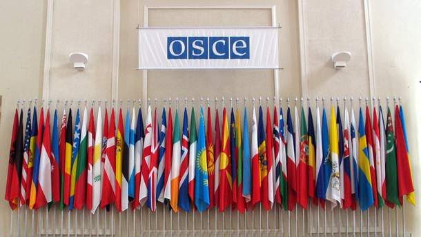 ОБСЄ проголосувала за резолюцію щодо дій Росії у Криму та на Донбасі