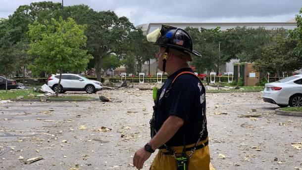 Взрыв во Флориде – полиция предварительно говорит о газе