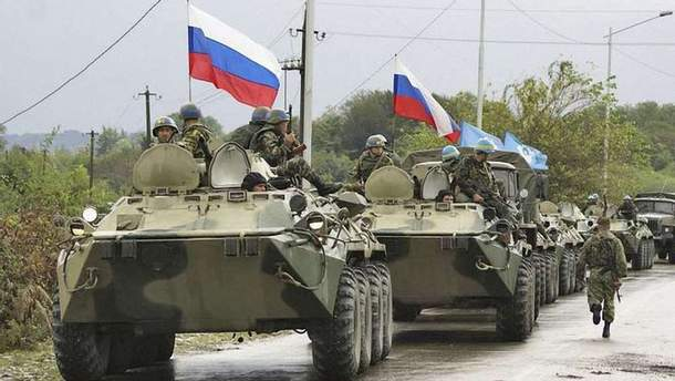 Нарощування військ РФ на кордоні з Україною пов'язане з ротацією