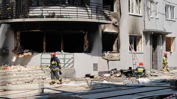 У Польщі вибухнув газ у житловому будинку