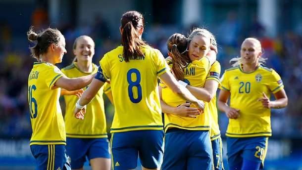 Збірна Швеції