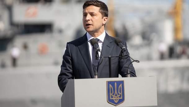 Зеленський обіцяє робити усе для звільнення моряків з полону РФ