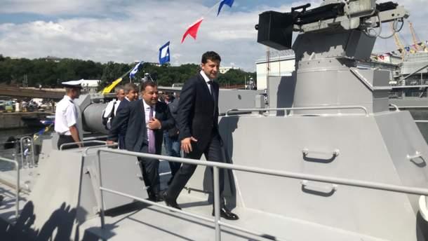 Як Україні покращити Військово-морські сили: ексклюзивні коментарі Зеленського та адмірала ВМС